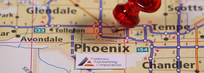 Forensic Accounting Economic Damages Quantification Phoenix Az Forensics Accounting Corp Financial Fraud Investigations